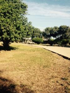Gesloten camping in Asilah