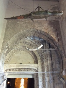 La Cathedral in Sevilla